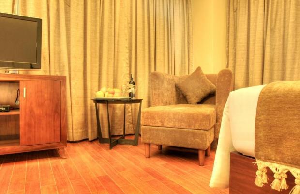 фотографии отеля Armada Hotel Manila (ex. Centara Hotel Manila) изображение №23