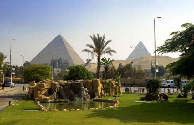 фотографии Le Meridien Pyramids изображение №4