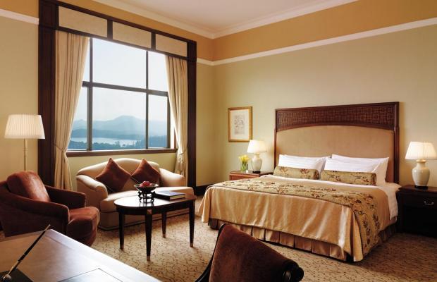 фото отеля Shangri-La Hotel Hangzhou изображение №13