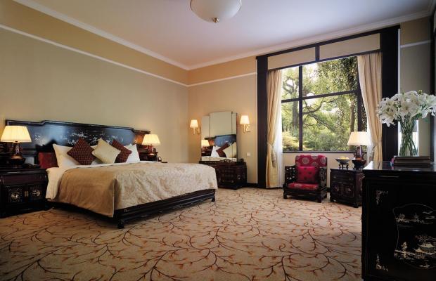 фото отеля Shangri-La Hotel Hangzhou изображение №5
