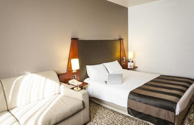 фотографии отеля Mercure Val de Fontenay изображение №7