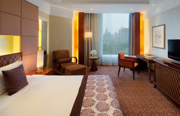 фотографии Radisson Blu Hotel Shanghai New World изображение №20