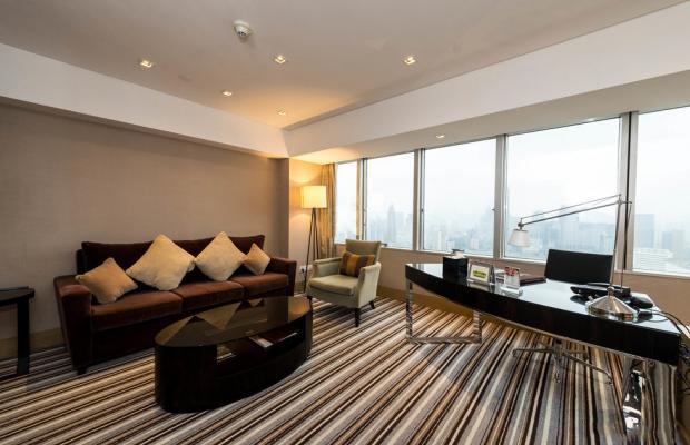 фотографии отеля Jin Jiang Tower изображение №3