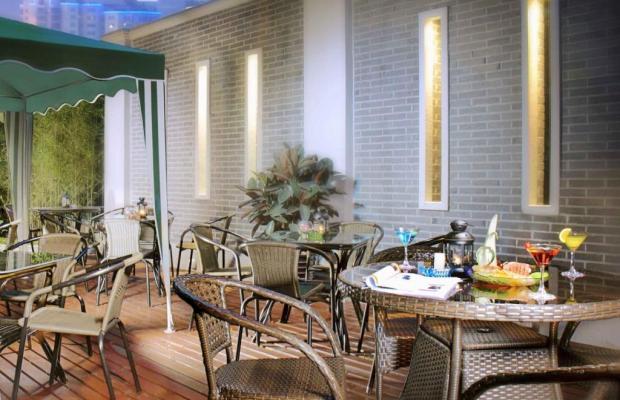 фотографии отеля Ramada Plaza Gateway изображение №15