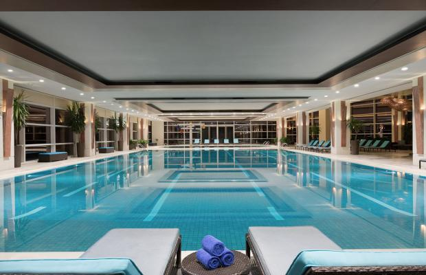 фотографии отеля Kerry Hotel Pudong изображение №55