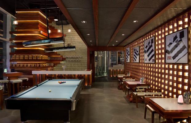 фотографии отеля Kerry Hotel Pudong изображение №27