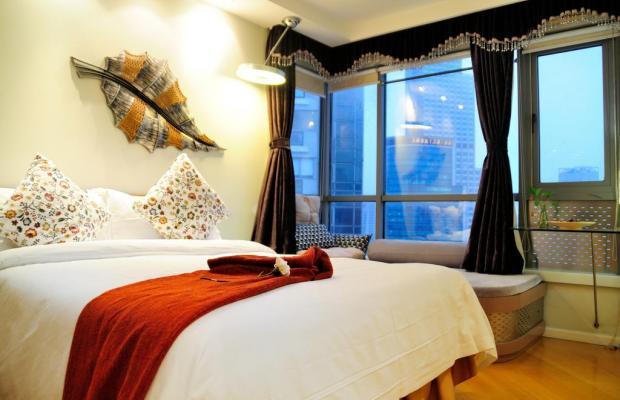 фотографии Kingland Serviced Apartment изображение №44
