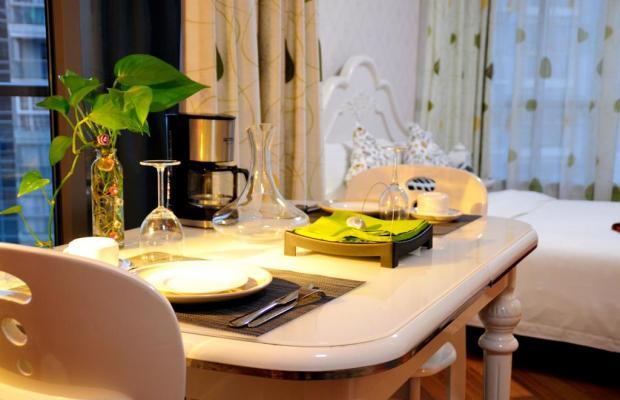фотографии отеля Kingland Serviced Apartment изображение №23