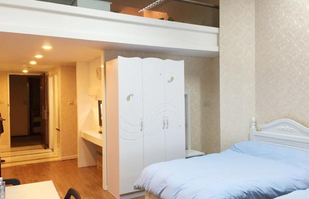 фотографии отеля Tongji Garden Apartment Hotel Shanghai (ex. Tong Ji Garden Service Apartment) изображение №27