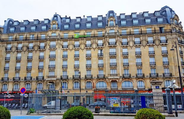 фото отеля Holiday Inn Paris Gare de l'Est изображение №1