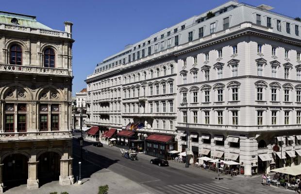 фото отеля Sacher Wien изображение №1