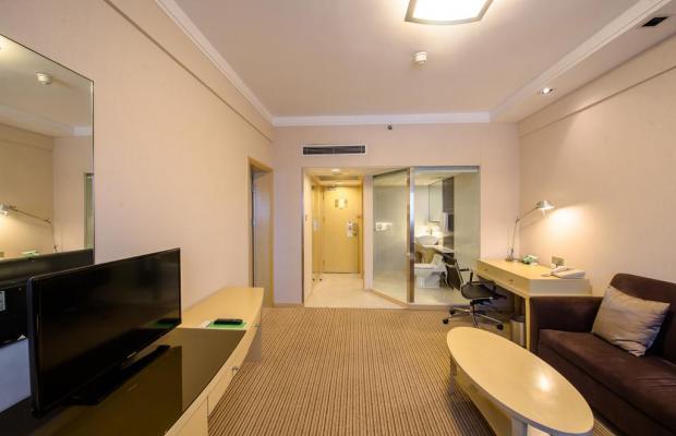 фотографии отеля Holiday Inn Downtown Shanghai изображение №67
