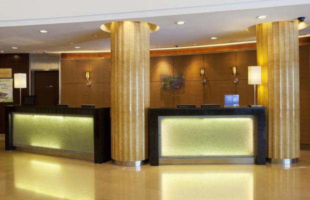 фото отеля Holiday Inn Express Shanghai Putuo изображение №13