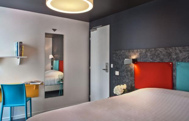 фото отеля Hotel des Metallos (ex. L'Hotel de Mericourt) изображение №5