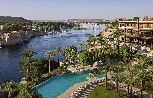 фото отеля Sofitel Legend Old Cataract Aswan изображение №1