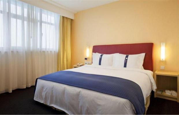 фото отеля Holiday Inn Express Shanghai Zhabei изображение №25