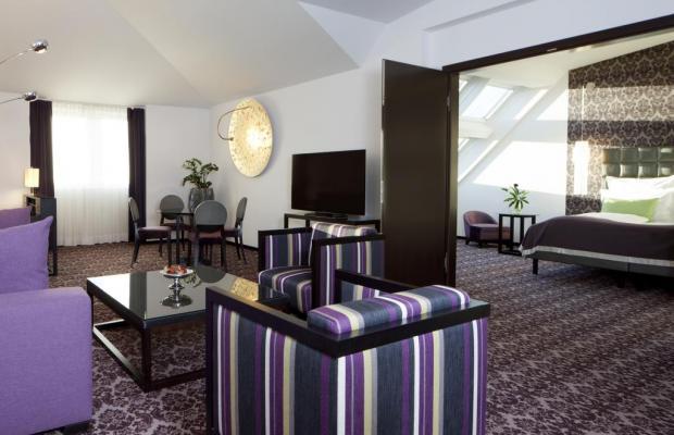 фото Steigenberger Hotel Herrenhof изображение №14