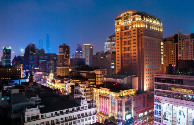 фото отеля Majesty Plaza Shanghai изображение №45