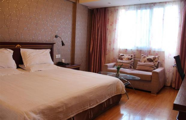 фотографии отеля Yiting Four Season Hotel - Shanghai Dongfang Road Branch (ex. Yiting 6+e Hotel Shanghai Lujiazui) изображение №19