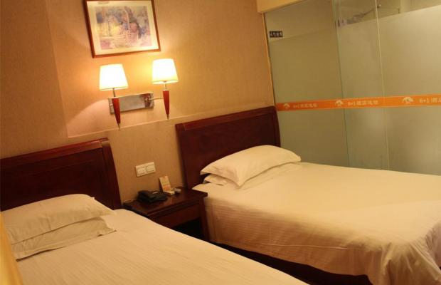 фотографии Yiting Four Season Hotel - Shanghai Dongfang Road Branch (ex. Yiting 6+e Hotel Shanghai Lujiazui) изображение №12