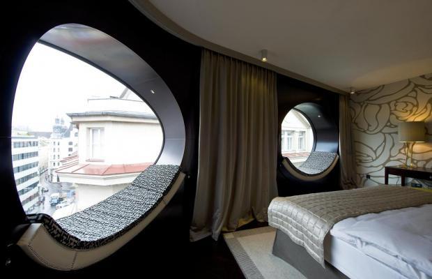 фото Design Hotel Topazz изображение №10