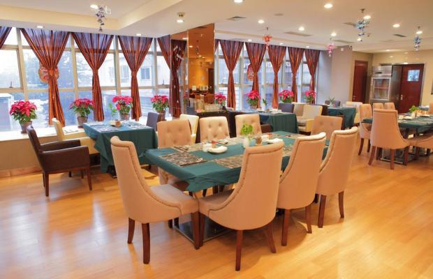 фотографии отеля Yihe Hotel Ouzhuang изображение №39