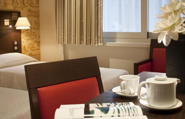 фотографии отеля Hotel Perreyve изображение №7