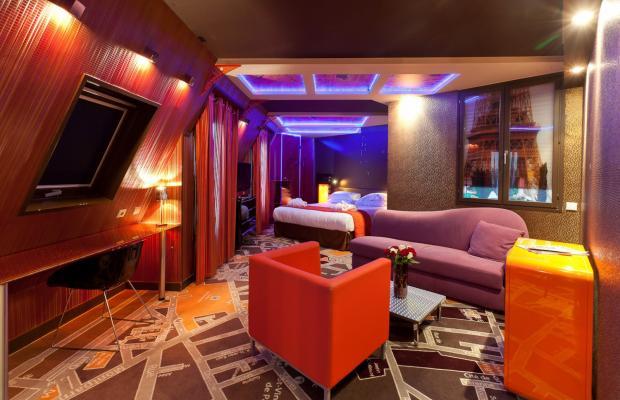 фотографии Hotel Sublim Eiffel изображение №20