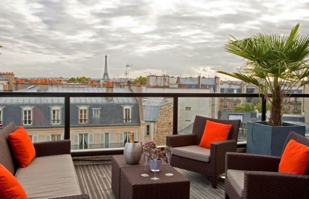 фотографии отеля L'Edmond Hotel изображение №31