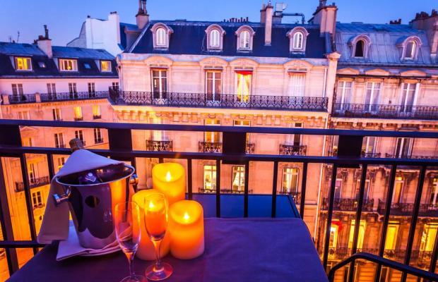 фото отеля L'Hotel du Collectionneur Arc de Triomphe изображение №21