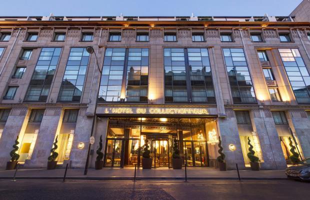 фото L'Hotel du Collectionneur Arc de Triomphe изображение №2