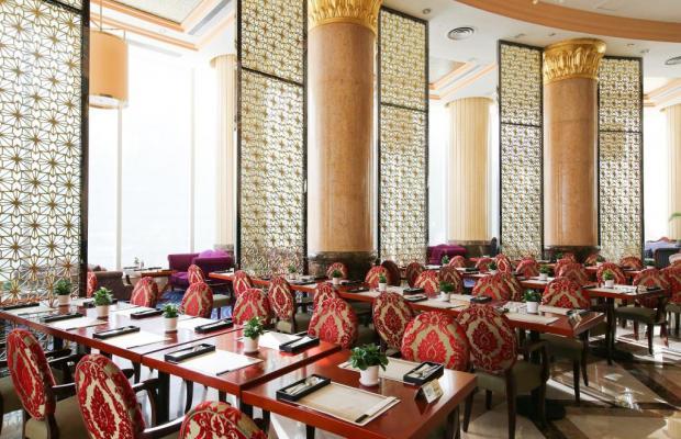 фото Oriental Riverside Hotel Shanghai изображение №54