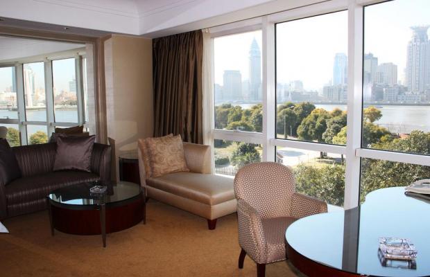 фотографии Oriental Riverside Hotel Shanghai изображение №24