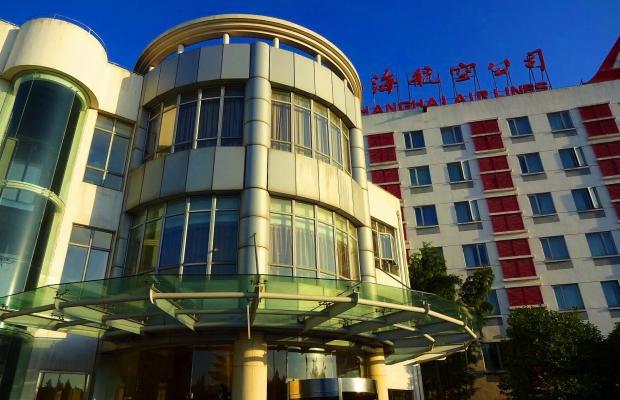 фото Shanghai Airlines Travel Hotel Pudong Airport изображение №2