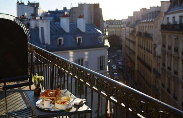 фотографии отеля Le Pavillon Des Lettres изображение №7