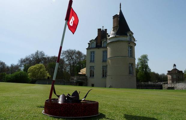 фотографии отеля Chateau d'Augerville изображение №55