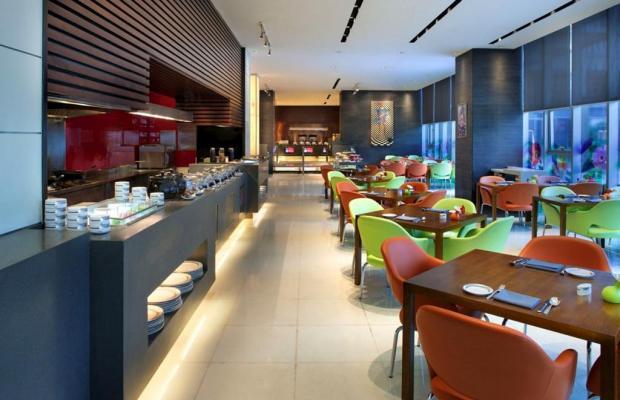 фотографии отеля Grand Mercure Shanghai Century Park (ex. Radisson Hotel Pudong Century Park) изображение №23