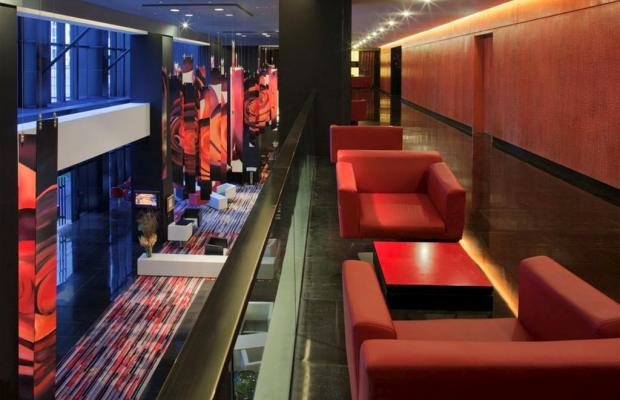 фото Grand Mercure Shanghai Century Park (ex. Radisson Hotel Pudong Century Park) изображение №18