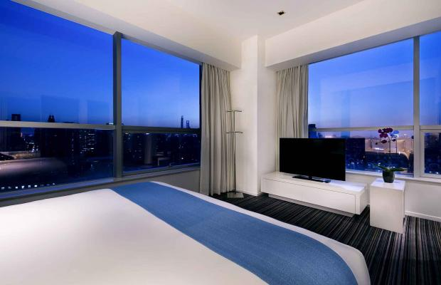 фото Grand Mercure Shanghai Century Park (ex. Radisson Hotel Pudong Century Park) изображение №10