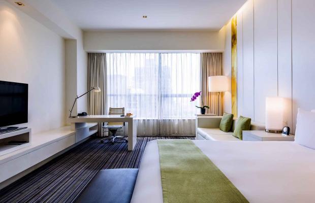 фотографии Grand Mercure Shanghai Century Park (ex. Radisson Hotel Pudong Century Park) изображение №8