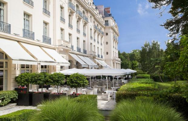 фотографии Waldorf Astoria Hotels & Resorts Trianon Palace Versailles изображение №12