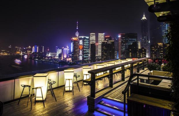 фотографии отеля Indigo Shanghai On The Bund изображение №19