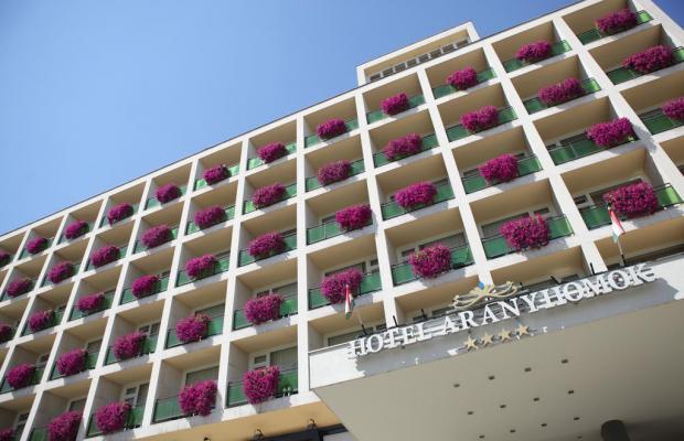 фотографии отеля Wellness Hotel Aranyhomok Business City изображение №23