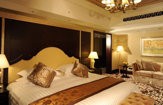 фото отеля Equatorial Shanghai изображение №17