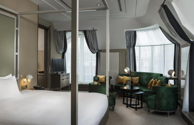 фотографии отеля Hilton Vienna Plaza изображение №39