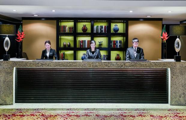 фотографии отеля InterContinental Shanghai Pudong изображение №15