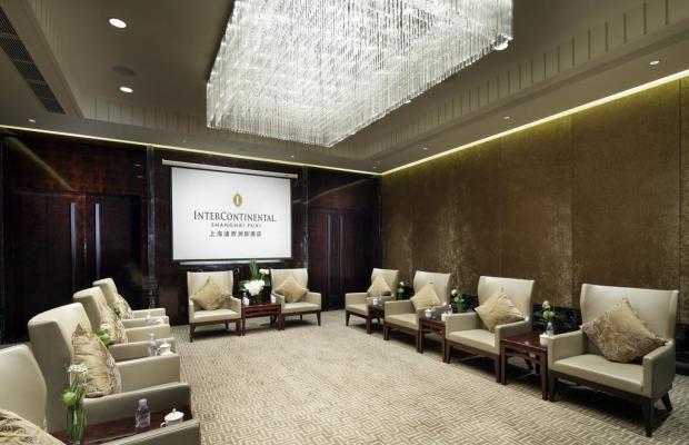 фото InterContinental Shanghai Puxi изображение №42