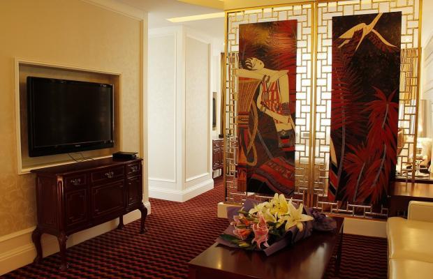 фотографии отеля Sports Hotel Shanghai изображение №11