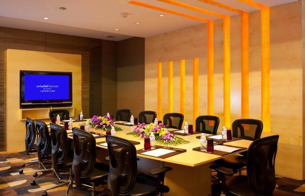 фото Swissotel Grand Shanghai изображение №30