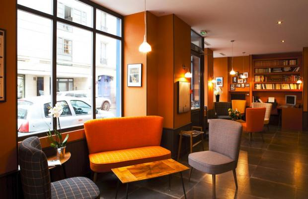 фото Hotel Boris V. by Happyculture (ex. My Hotel In France Levallois) изображение №26
